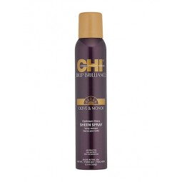 Chi Deep Brilliance Olive & Monoi Optimum Shine Sheen Spray 150g