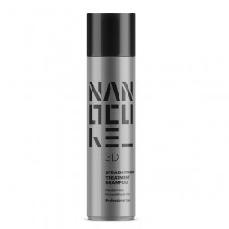 Keratin Nanocure® 3D Straightening Treatment Shampoo 500ml