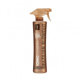 Brazilian Blowout Ionic Cleanser 475ml (Step 1)