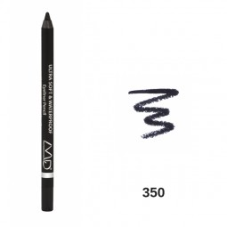MD Professionnel Ultra Soft and Waterproof Eyeliner Pencil 350