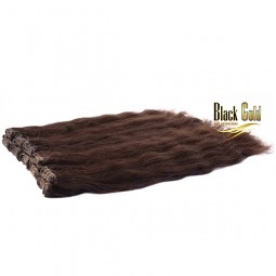 Black Gold Hair Extensions Virgin Hair