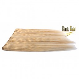 Black Gold Hair Extensions Bleached Hair