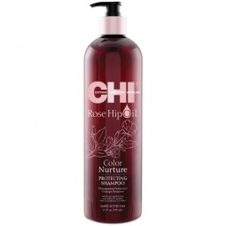 CHI Rose Hip Oil Protecting Shampoo 739ml