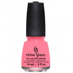 China Glaze 81758 Petal To The Metal 14ml