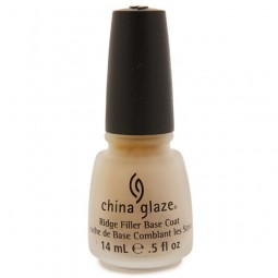 China Glaze Ridge Filler Base Coat 14ml - 70246
