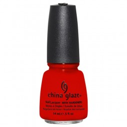 China Glaze 80780 Roguish Red 14ml