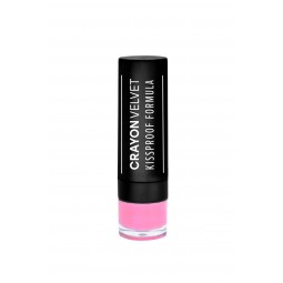 Elixir Make-Up Crayon Velvet #511 (Vivid Pink)