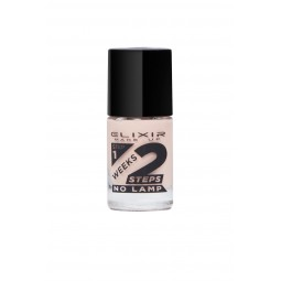 Elixir 2Weeks Nail Polish 836 No707 Bleached Shell 11ml