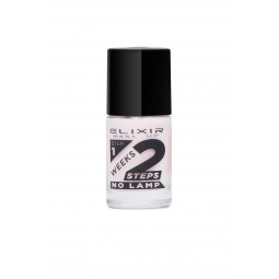 Elixir 2Weeks Nail Polish 836 No708 Champane Pink 11ml