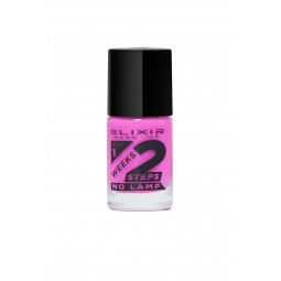 Elixir 2Weeks Nail Polish 836 No719 Hollywood Cerise 11ml