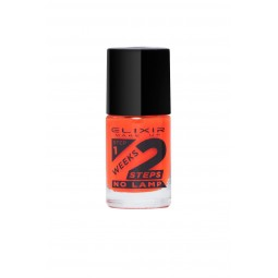Elixir 2Weeks Nail Polish 836 No729 Blutorange 11ml