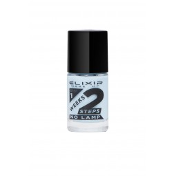 Elixir 2Weeks Nail Polish 836 No739 Alice Blue 11ml