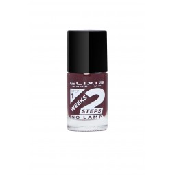 Elixir 2Weeks Nail Polish 836 No755 Wine 11ml