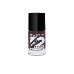 Elixir 2Weeks Nail Polish 836 No757 Dark Sienna 11ml