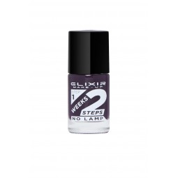 Elixir 2Weeks Nail Polish 836 No759 Rasin 11ml