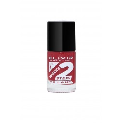 Elixir 2Weeks Nail Polish 836 No763 Black Bean 11ml