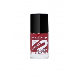 Elixir 2Weeks Nail Polish 836 No768 Merlot 11ml