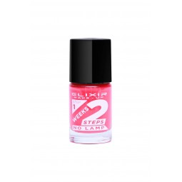 Elixir 2Weeks Nail Polish 836 No781 Rose Pink 11ml