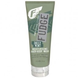 Fudge Daily Mint Moisturising Hair & Body wash 350ml