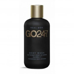 GO247 Real Men Body Wash 236ml