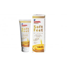 GEHWOL FUSSKRAFT Soft Feet Cream Milk & Honey 125ml