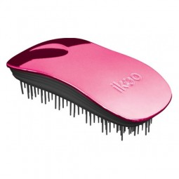 ikoo Metallic Cherry Black Brush