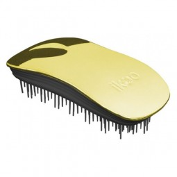 ikoo Metallic Soleil Black Brush