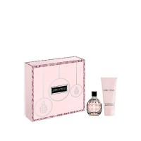 Jimmy Choo Gift Set For Women (Eau De Parfume 60ml+Body Lotion 100ml)