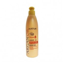 Kativa Argan Oil Leave In 250ml