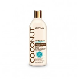 Kativa Coconut Reconstruction & Shine Shampoo 500ml