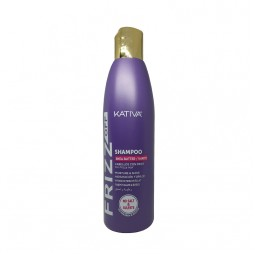 Kativa Frizz Off Shea Butter & Karite Shampoo 250ml