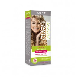 Kativa Keep Curl Definer Leave In Cream 200ml