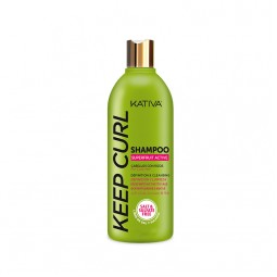 Kativa Keep Curl Definition & Cleansing Shampoo 250ml