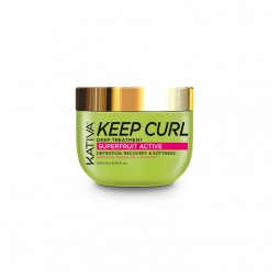 Kativa Keep Curl Definition & Revovery Treatment 250ml