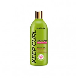 Kativa Keep Curl Definition & Shine Conditioner 250ml