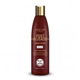 Kativa Keratin Post Alisado Conditioner 250ml