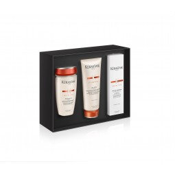 Kerastase Nutritive Cristmas Set 2019 ( Bain Satin 1 250ML+ Lait Vital 200ml+Nectar Thermique 150ml)