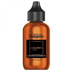 L'Oreal Professionnel  Colorful Hair Flash Pro Hair Make-up Spice Is Nice 60ml