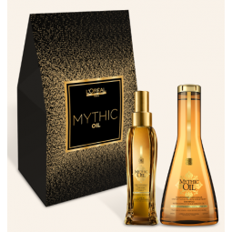 L' Oreal Professionel Mythic Oil For Fine Hair  Set