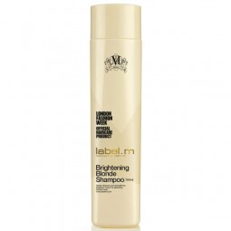 Label.m Brightening Blonde Shampoo 300ml
