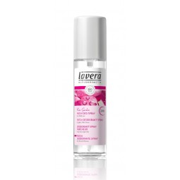 Lavera Body & Wellness - Αποσμητικό spray Rose Garden 75ml