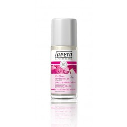 Lavera Body & Wellness - Αποσμητικό roll-on Rose Garden 50ml