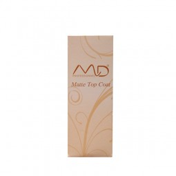 MD Professionnel Mat Top Coat 12ml