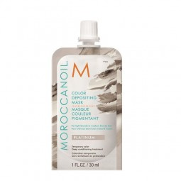 Moroccanoil Platinum Color Depositing Mask 30ml