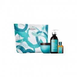 Moroccanoil Set Dreaming of Hydration (Cream 300ml, Mask 250ml, Oil 25ml)