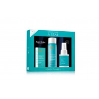 Moroccanoil Style Like A Star Eurovision Volume Set (Volumizing Mist 50ml, Root Boost 75ml, Oil Treatment Light 25ml)