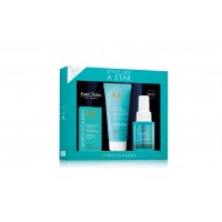 Moroccanoil Style Like A Star Eurovision Hydration Set (All in One Conditioner 50ml, Styling Cream 50ml, Oil Treatment 25ml)