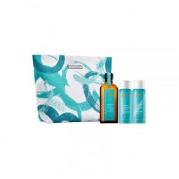 Moroccanoil Set Dreaming of Volume (Oil 100ml, Root Boost 75ml, Spray 60ml)