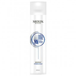 Nioxin 3D Styling Strong Hold Spray 400ml