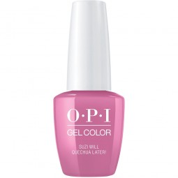 Opi Gel Color GCP31 Suzi Will Quechua Later 15ml
